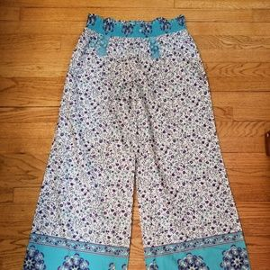 LILKA cotton pants